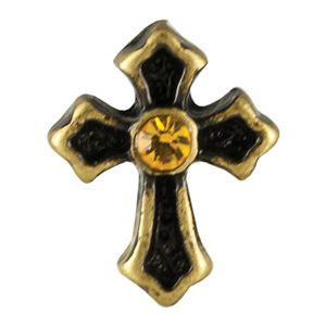 Picture of Dark Cross Charm