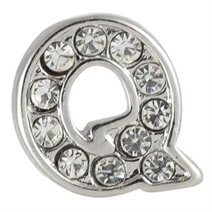 Picture of Silver 'Q' Charm