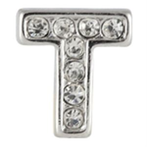 Picture of Silver 'T' Charm