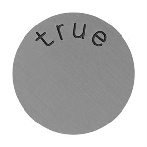 Picture of 'True' Large Silver Coin