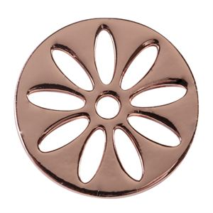 Picture of Large Rose Gold Sunflower Screen