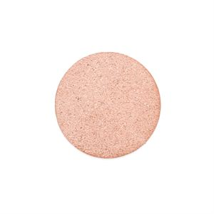 Picture of Medium Rose Gold Diamond Dust Coin
